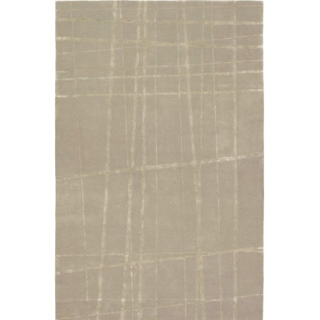 Masland Silk Accents Lines Taupe