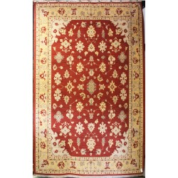 Antique Red Oushak (700-725)