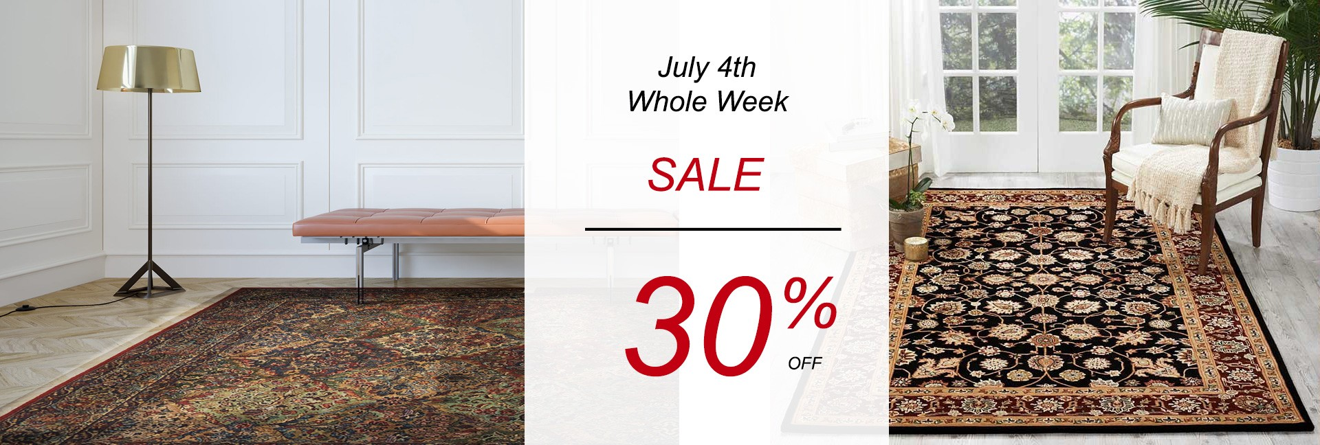 July 4th Sale